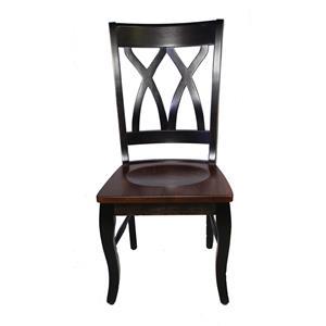 Trailway Wood EC4254 Side Chair
