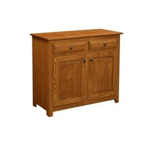 Trailway Wood Trailway Server Solid Wood Amish Server