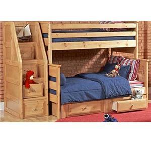 Trendwood Lagu Twin Bunk Bed
