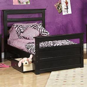 Trendwood Laguna  Twin Panel Bed