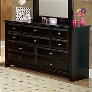 Trendwood Laguna  Nine Drawer Dresser