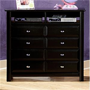 Trendwood Laguna  Media Chest