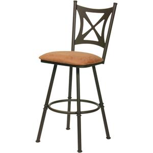 Trica Transitional Bar Stools Aramis Bar Stool
