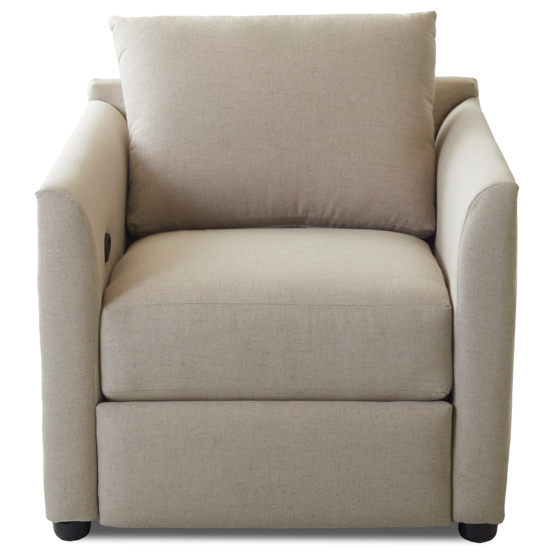 Transitional Power Reclining Chair