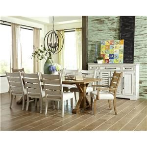 5 pc Table and 4 Side Chairs