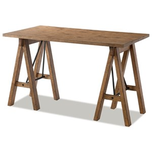 Dreamer Saw Horse Table Desk