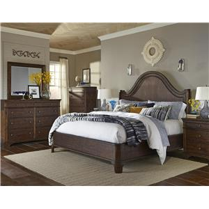 Trisha Yearwood Home Collection by Klaussner Trisha Yearwood Home Patricia Queen Bedroom Group
