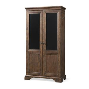 Walk Away Joe Storage Cabinet with Chalkboard on Doors