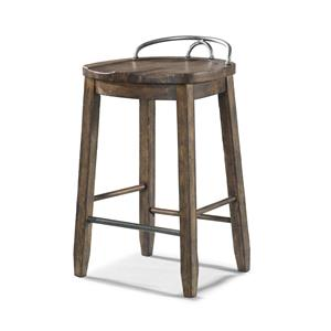 Cowboy Saddle Stool