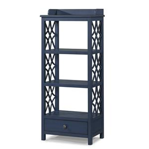 Trisha Yearwood Home Collection by Klaussner Trisha Yearwood Home Honeysuckle Etagere