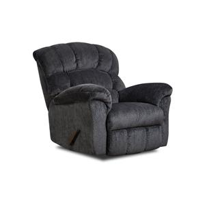 Simmons Upholstery Victory Navy Rocker Recliner