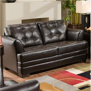 United Furniture Industries 2055 Contemporary Full Sleeper Sofa