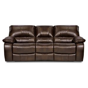 United Furniture Industries 50240 Casual Power Reclining Sofa