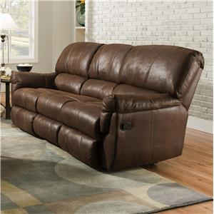 United Furniture Industries 50364 Double Motion Sofa