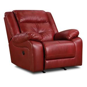 United Furniture Industries 50590 Casual Rocker Recliner