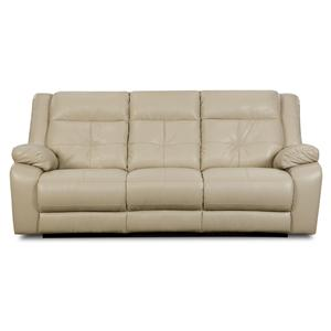 United Furniture Industries 50590 Casual Double Motion Sofa