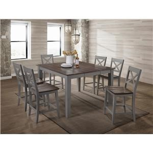 5 pc Table and Chairs
