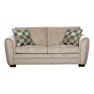 Simmons Upholstery 5154 Full Sleeper Sofa