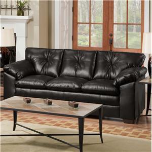 Simmons Upholstery 6569 Sofa