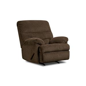 Simmons Upholstery 683 United Dory Rocker Recliner