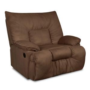 Simmons Upholstery 709 Cuddler Recliner
