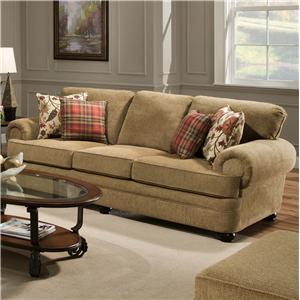 United Furniture Industries 7530 Sofa