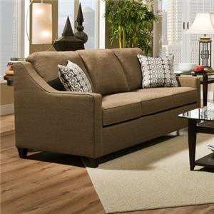 Simmons Upholstery Mover Mover Enhanced QUEEN SOFA SLEEPER