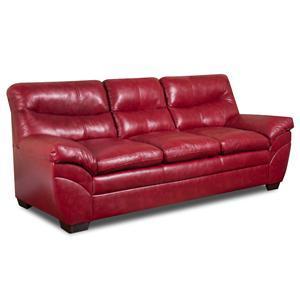Simmons Upholstery Soho Accent Sofa