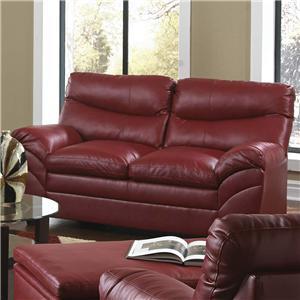 United Furniture Industries 9515 Loveseat