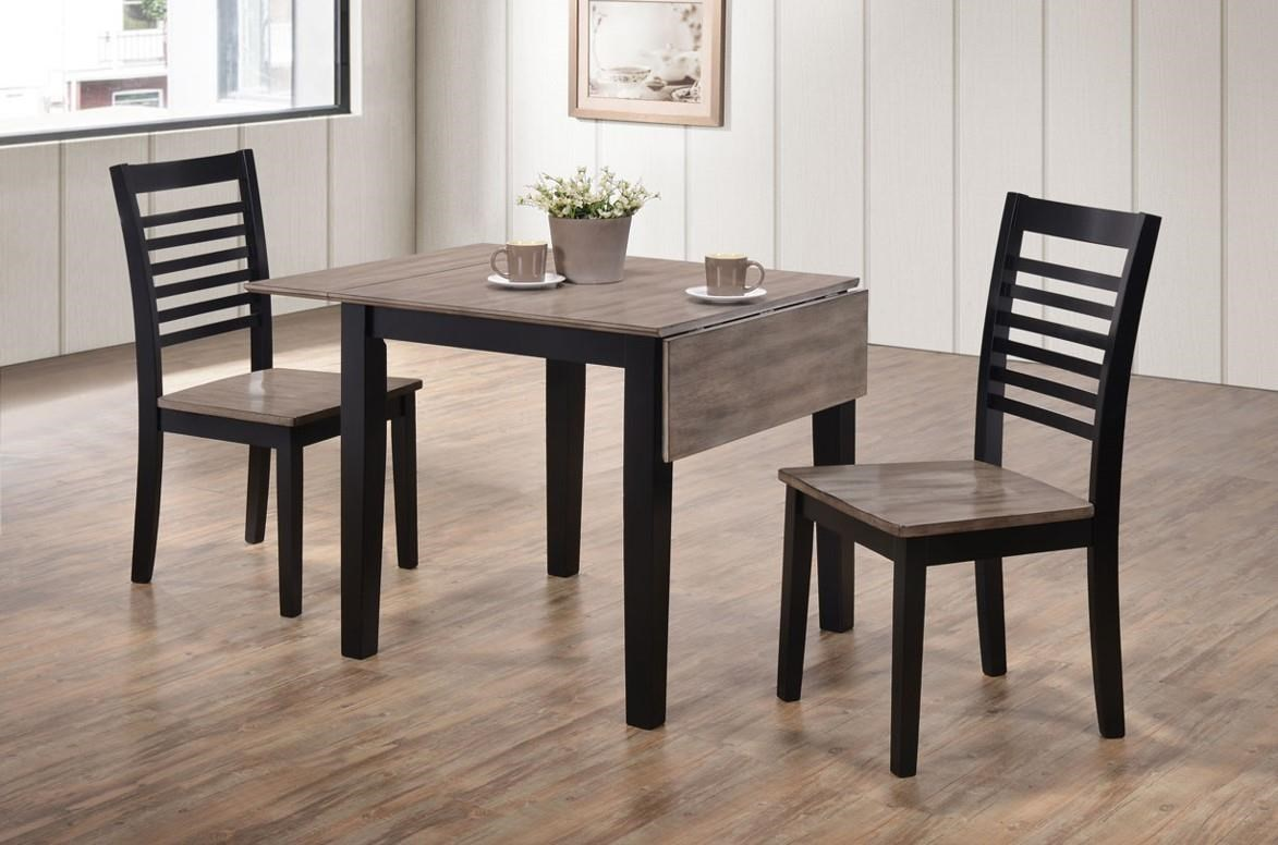 3pc Casual Table And 2 Side Chairs By United Furniture Industries