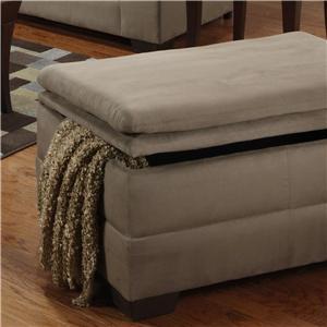Simmons Upholstery 6565 Ottoman