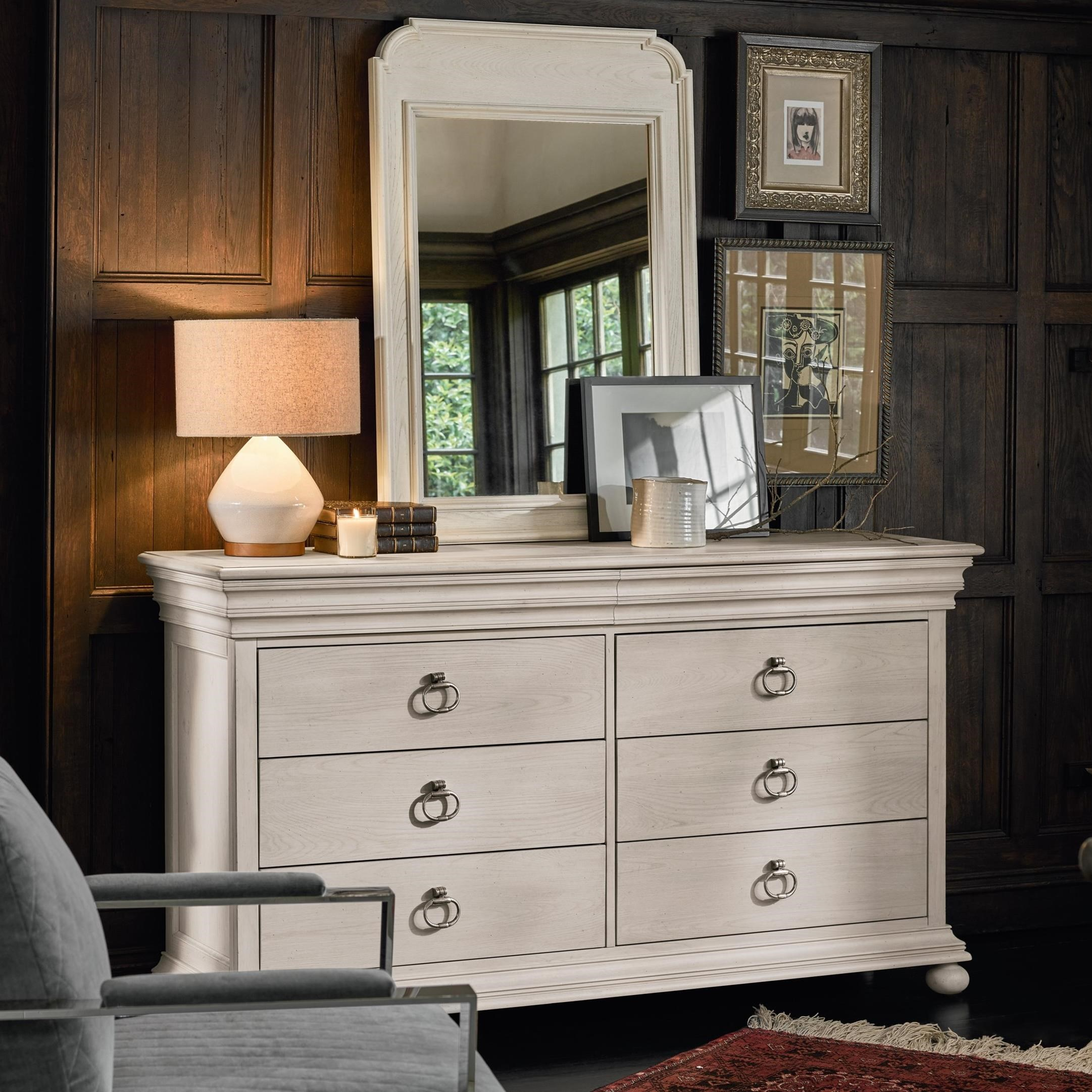 with fine and chest mirrors mirror tall black mirrored vanity flair dresser set top