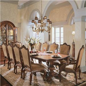 Universal Villa Cortina 5Pc Dining Room