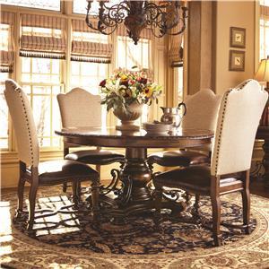 Great Rooms Bolero  5 Piece Dining Set