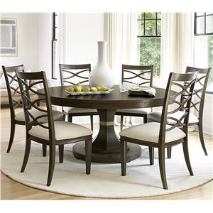 Great Rooms California - Hollywood Hills 7 Piece Dining Set