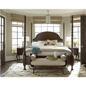Universal Cordevalle Cal King Bedroom Group
