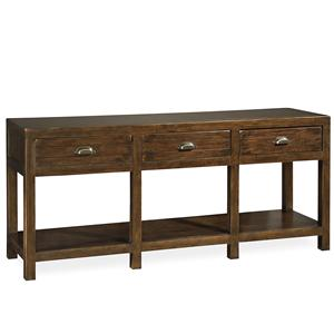 Universal Cordevalle Console Table