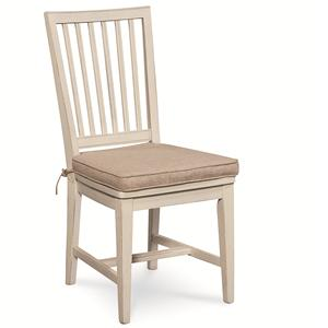 Universal Great Rooms Vertical Slat Side Chair