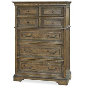 Universal New Bohemian Drawer Chest
