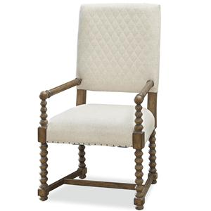 Morris Home Furnishings Bordeaux Bordeaux Arm Chair