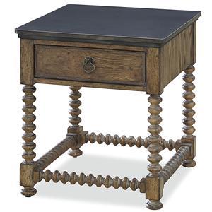 Universal New Bohemian End Table