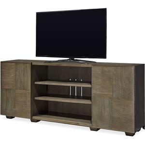 Morris Home Furnishings Playlist Platinum Media Chest