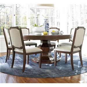 Great Rooms Silhouette Dining Set