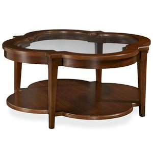 Great Rooms Silhouette Cocktail Table