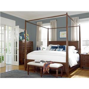 Universal Silhouette Bedroom Group