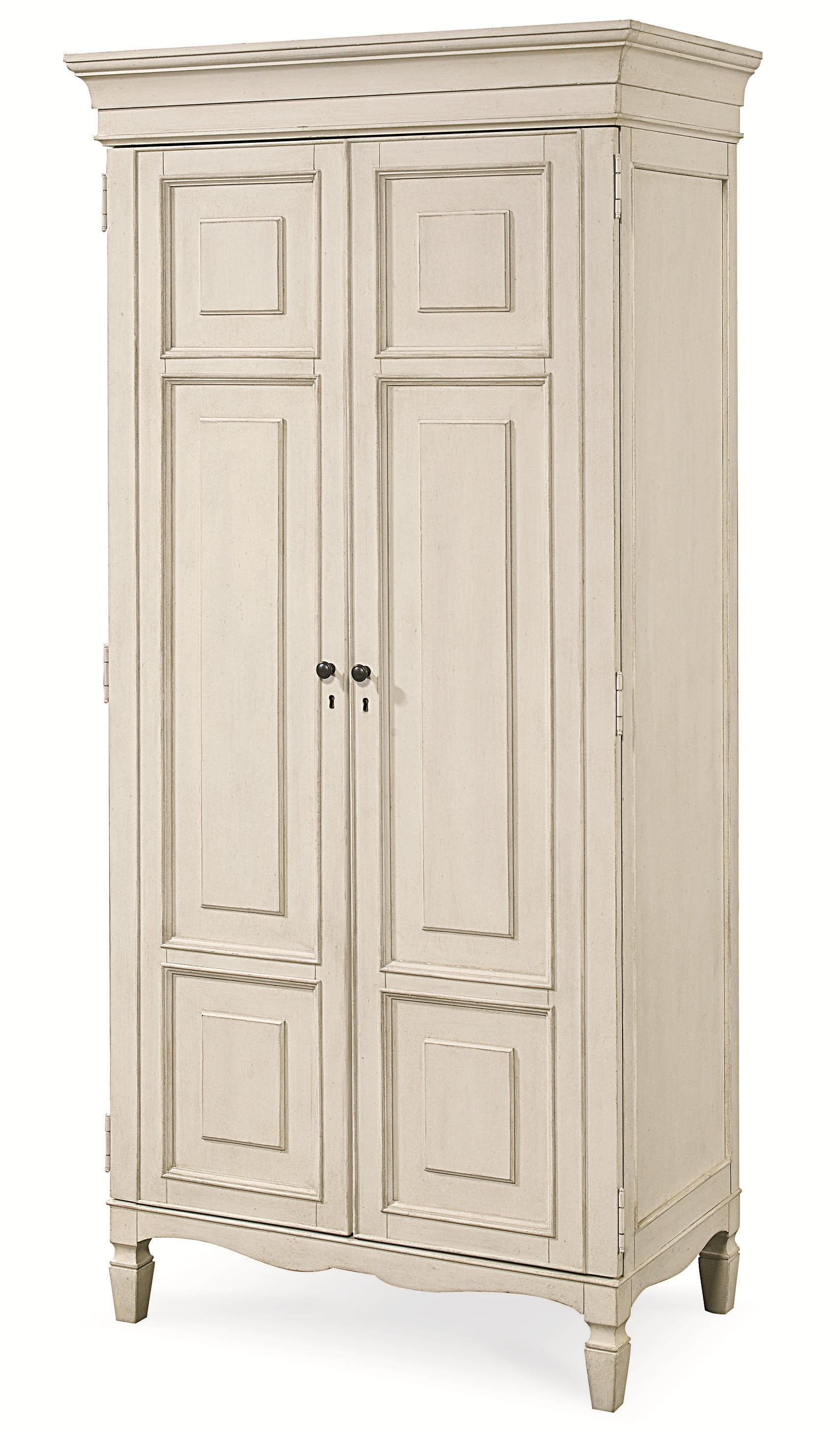 2 Door Tall Cabinet  sc 1 st  Wolf Furniture & 2 Door Tall Cabinet by Universal | Wolf and Gardiner Wolf Furniture