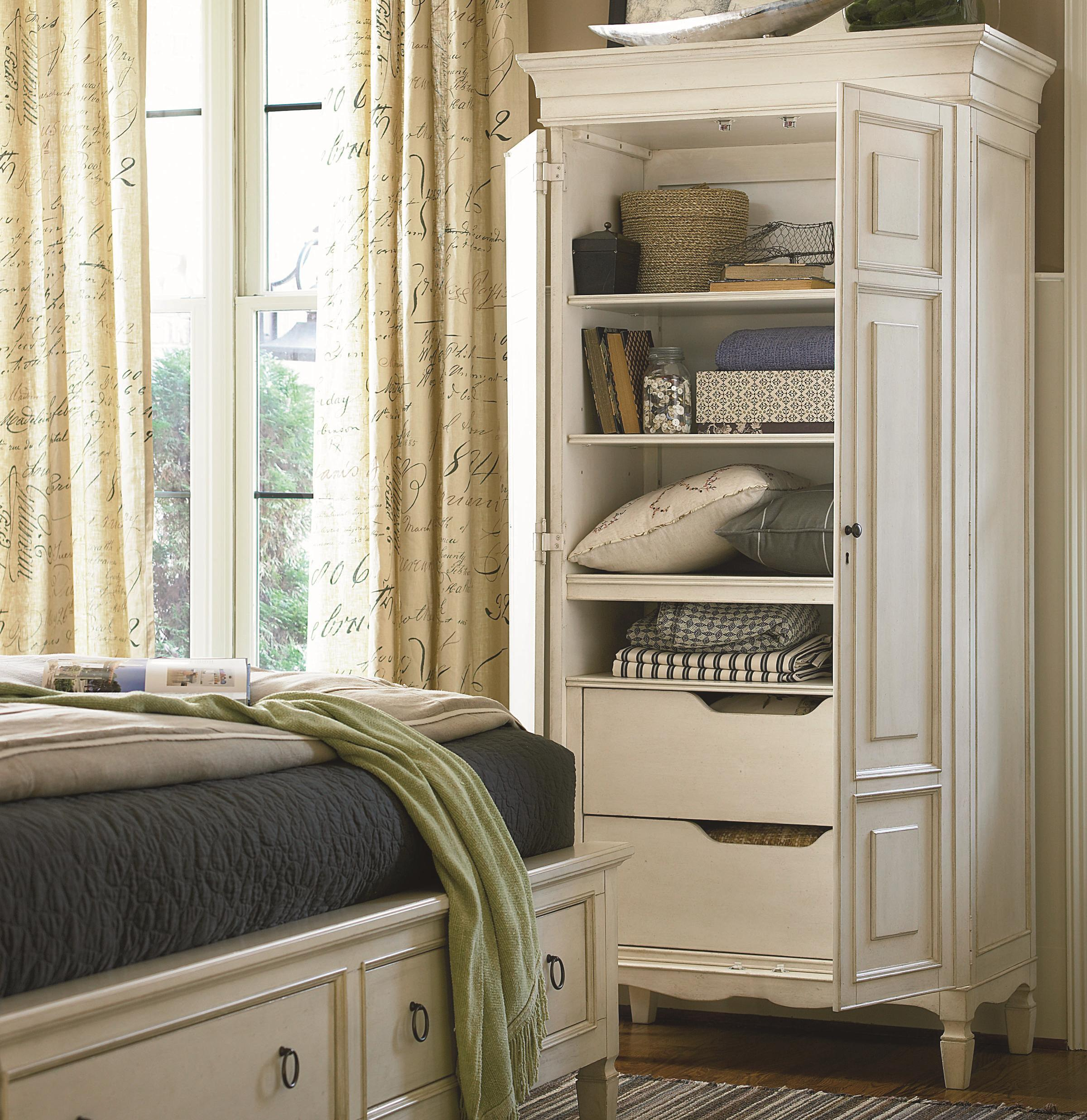 2 Door Tall Cabinet by Universal | Wolf and Gardiner Wolf Furniture