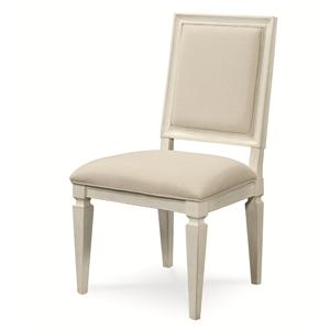 Universal Summer Hill Woven Accent Side Chair