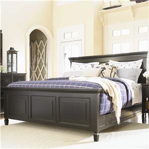 Great Rooms Summer Hill Queen Panel Bed