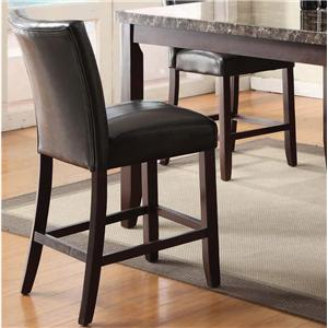 U.S. Furniture Inc 2720 Dinette Counter Height Dining Chair